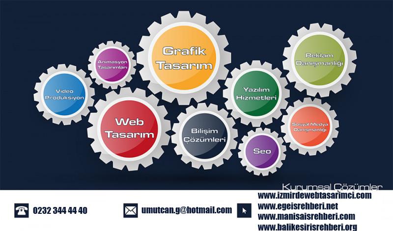 İzmirde Web Tasarım