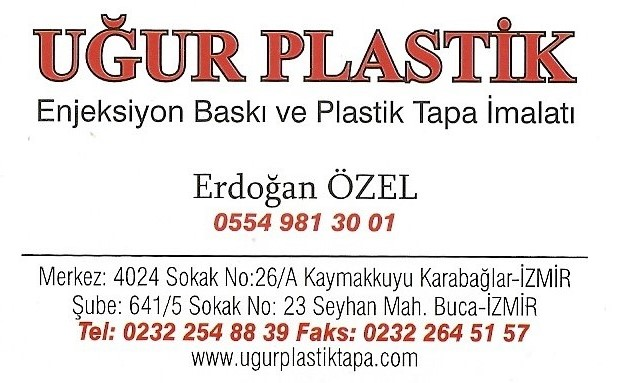 UĞUR PLASTİK