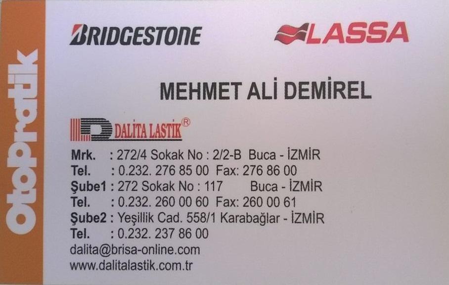 BRITGESTONE-LASSA-JANT DALİTA OTO LASTİK