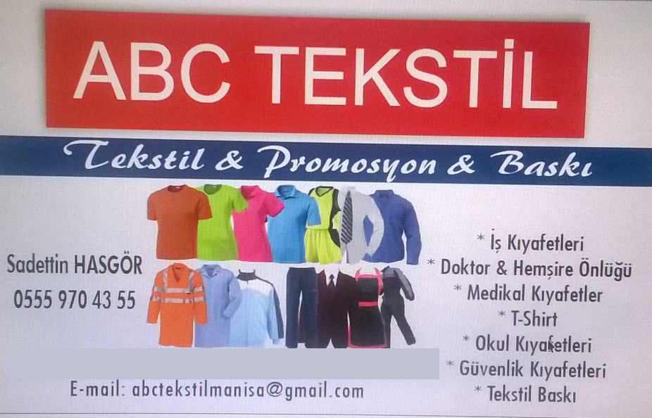 ABC TEKSTL BASKI