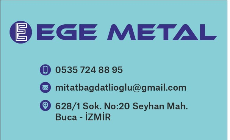 EGE METAL , İZMİR MOBİLYA METAL AYAK KESİMİ 0 535 724 88 95